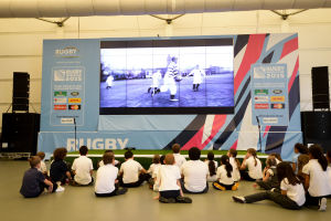 rugby origins screening